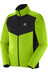 Salomon Drifter Mid Jacket Men granny green/black